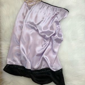 Wanted Clothing vintage half slip